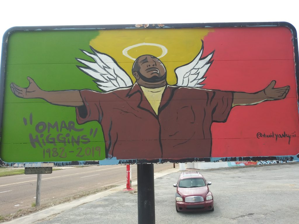 David Yancy III – Omar Higgins Tribute